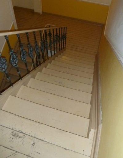 Aufarbeiten-Holztreppe7-vorher