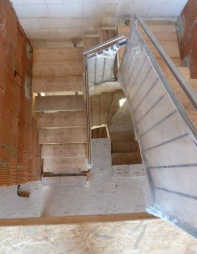 4.4_ Treppenrenovierung_ Hacienda Eiche - Weiß_ Betontreppe_ Blockstufe 4
